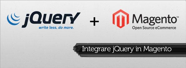 jQuery + Magento