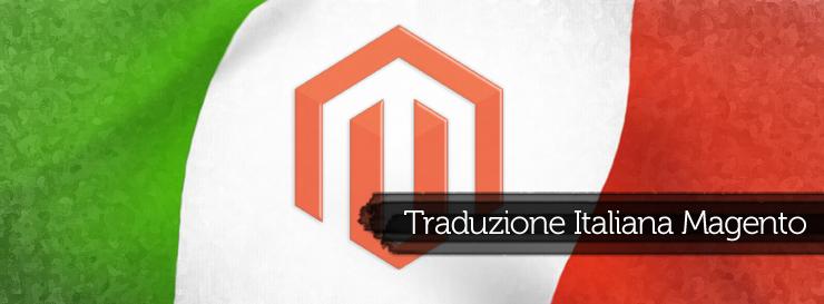 Traduzione Italiana Magento 1.8.1.0